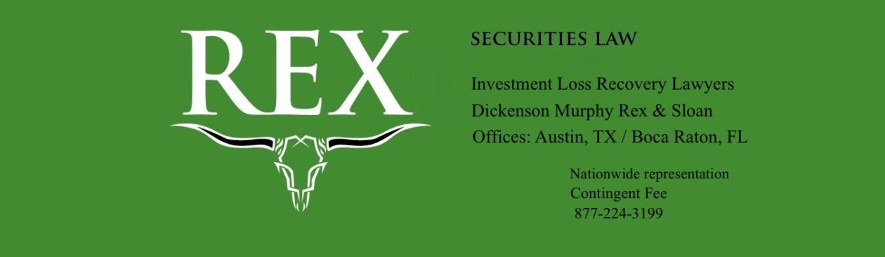 Rex Securities Law-BLOG